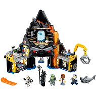 LEGO Ninjago 70631 Garmadonov sopečný brloh - Stavebnica