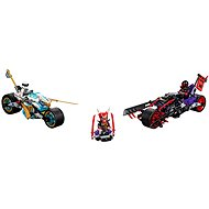 LEGO Ninjago 70639 Pouličný závod Hadieho jaguára - Stavebnica