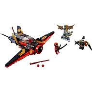 LEGO Ninjago 70650 Krídlo osudu - Stavebnica