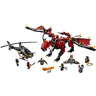 LEGO Ninjago 70653 Firstbourne - Stavebnica