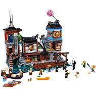 LEGO Ninjago 70657 Prístavisko - Stavebnica