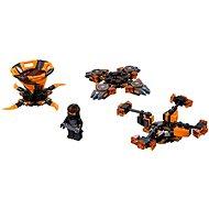 LEGO Ninjago 70662 Spinjitzu Cole - Stavebnica