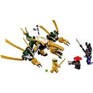 LEGO Ninjago 70666 Zlatý drak - Stavebnica