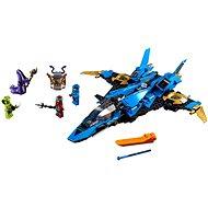 LEGO Ninjago 70668 Jayov búrkový štít - Stavebnica