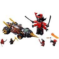 LEGO Ninjago 70669 Coleov raziaci vrták - Stavebnica