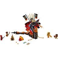 LEGO Ninjago 70674 Ohnivý tesák - Stavebnica