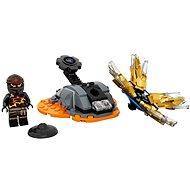 LEGO Ninjago 70685 Spinjitzu úder – Cole - LEGO stavebnica