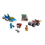 """LEGO Movie 70821 Emmetovho a Bennyho dielňa """"Postav a opráv to""""!"""
