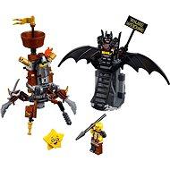 LEGO Movie 70836 Batman a Kovofúz pripravení na boj - Stavebnica