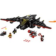 LEGO Batman Movie 70916 Batmanov lietadlo - Stavebnica