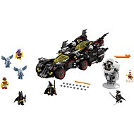 LEGO Batman Movie 70917 Úžasný Batmobil - Stavebnica