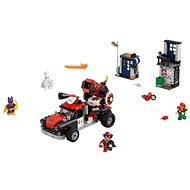 LEGO Batman Movie 70921 Harley Quinn a útok delovou guľou - Stavebnica