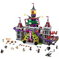LEGO Batman Movie 70922 Jokerovo sídlo - Stavebnica