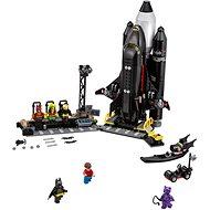LEGO Batman Movie 70923 Batmanov raketoplán - Stavebnica