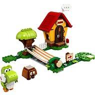 LEGO® Super Mario ™71367 Mariov dom a Yoshi – rozširujúci set - LEGO stavebnica