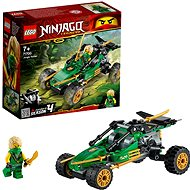 LEGO Ninjago 71700 Bugina do džungle - LEGO stavebnica
