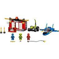 LEGO Ninjago 71703 Bitka s búrkovým štítom - LEGO stavebnica