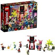 LEGO Ninjago 71708 Hráčska burza - LEGO stavebnica
