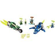 LEGO Ninjago 71709 Rýchla jazda s Jayom a Lloydom - LEGO stavebnica