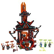 LEGO Ninjago 71712 Chrám cisára bláznovstva - LEGO stavebnica