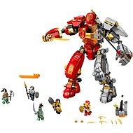LEGO Ninjago 71720 Robot ohňa a kameňa - LEGO stavebnica