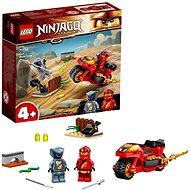 LEGO® NINJAGO® 71734 Kaiova motorka s čepeľami