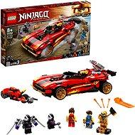 LEGO Ninjago 71737 Kaiovo červené fáro
