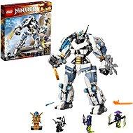 LEGO Ninjago 71738 Zane a súboj s titánskymi robotmi - LEGO stavebnica