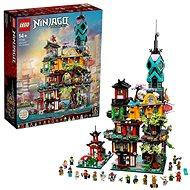 LEGO Ninjago 71741 Záhrady v NINJAGO City - LEGO stavebnica