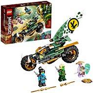 LEGO Ninjago 71745 Lloydova motorka do džungle - LEGO stavebnica