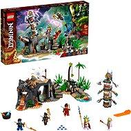 LEGO Ninjago 71747 Dedina strážcov - LEGO stavebnica