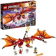 LEGO® NINJAGO® 71753 Útok ohnivého draka - LEGO stavebnica
