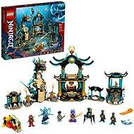 LEGO® NINJAGO® 71755 Chrám nekonečného mora - LEGO stavebnica
