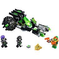 LEGO Nexo Knights 72002 Dvojkontaminátor - Stavebnica