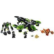 LEGO Nexo Knights 72003 Besniaci bombardér - Stavebnica