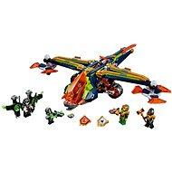 LEGO Nexo Knights 72005 Aaronova kuša - Stavebnica