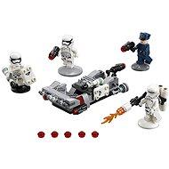 LEGO Star Wars TM 75166 Transportný speeder Prvého rádu - Stavebnica
