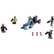 LEGO Star Wars TM 75167 Speederová motorka námezdného lovca - Stavebnica