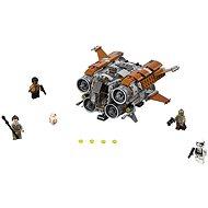 LEGO Star Wars TM 75178 Loď Quadjumper ™ z jakki - Stavebnica