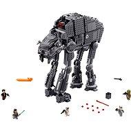 LEGO Star Wars 75189 Ťažký útočný chodec Prvého rádu - Stavebnica