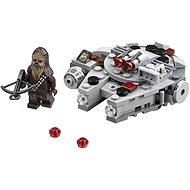 LEGO Star Wars 75193 Mikrostíhačka Millennium Falcon - Stavebnica