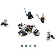 LEGO Star Wars 75206 Bojový balíček Jediov a klonových vojakov - Stavebnica