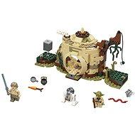 LEGO Star Wars 75208 Chatrč Majstra Yody - Stavebnica