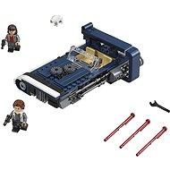 LEGO Star Wars 75209 Han Solov pozemný speeder - Stavebnica