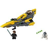 LEGO Star Wars 75214 Anakinov Jediský Starfighter - Stavebnica