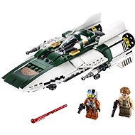 LEGO Star Wars 75248 Stíhačka A-Wing Odboja - LEGO stavebnica
