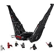 LEGO Star Wars 75256 Loď Kylo Rena - LEGO stavebnica