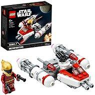 LEGO Star Wars 75263 Mikrostíhačka Odboja Y-wing™ - LEGO stavebnica