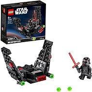 LEGO Star Wars 75264 Mikrostíhačka Kylo Rena - LEGO stavebnica