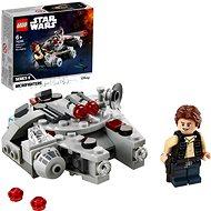 LEGO Star Wars TM 75295 Mikrostíhačka Millennium Falcon™ - LEGO stavebnica